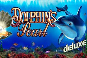 Dolphins Pearl Deluxe игровой автомат лого